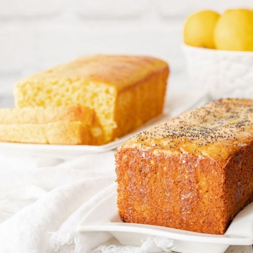 Lemon Cake in Two Versions