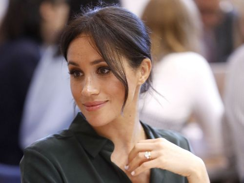 Meghan Markle's Not About That Polar Seltzer Life