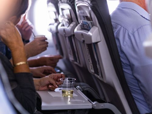American Airlines Launched an Airplane Wine Club for I Don't Know Who