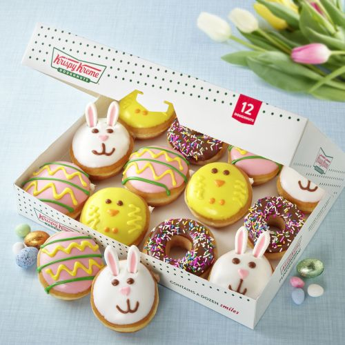 Celebrate Spring. with Doughnuts!