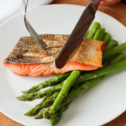 Crispy Pan-Fried Salmon