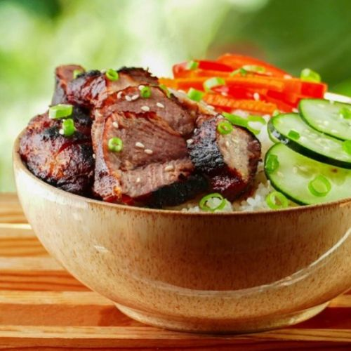 Instant Pot Chinese Pork BBQ