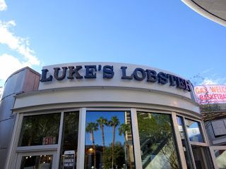 Look for Luke's Lobster in Las Vegas