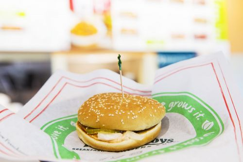 Farmer Boys Embraces Simplicity and Debuts New Burgerless Burger
