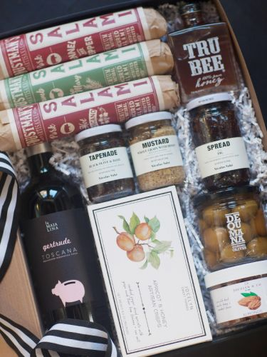 Holiday Gift Boxes from CORK