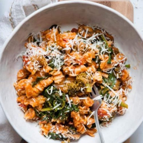 Healthy One Pot Pasta Recipe