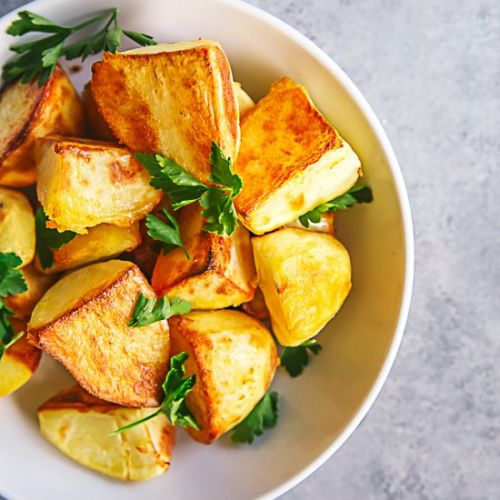 The Best Roasted Potatoes Ever