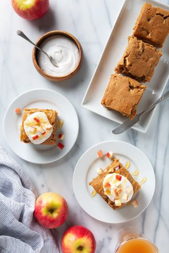 Easy Apple Snack Cake