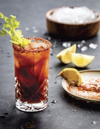 Jägermeister Bloody Mary
