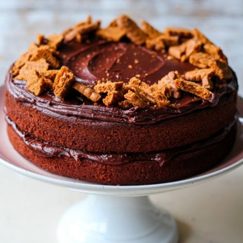 Easy Egg-free Chocolate Cake