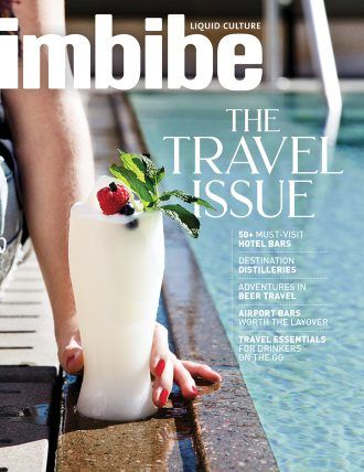 Inside the Imbibe Travel Issue