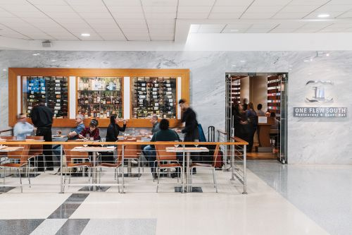 Airport Bars Worth a Layover