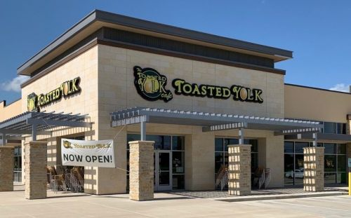 Toasted Yolk Cafe Exceeds Mid-Year Franchise Sales Goals, Signs Five New Franchisees and Continues Expansion Throughout Southeast