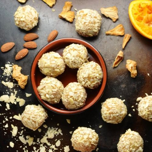 4-Ingredient Energy Balls