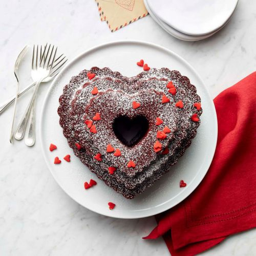Heart-Shaped Everything for Valentines Day