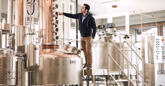British Columbia Is Suddenly Awash In Craft Spirits. That's Not an Accident