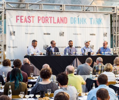 Save the Date: Drink Tank at Feast Portland