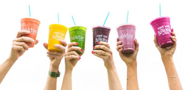 Nékter Juice Bar Accelerates National Expansion with Entry into Four New States by Early Summer 2018