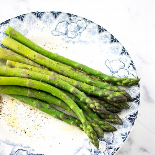 Perfect Steamed Asparagus