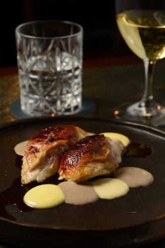 Chicken Stuffed With Olives By Chef Facundo Keleman