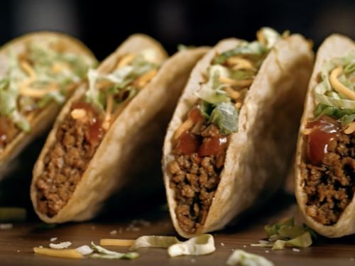 Drunk With Power, Burger King Gets Into the Taco Business