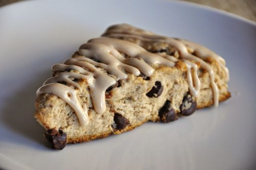 Chocolate Chip Cinnamon Scones