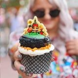 This Hocus Pocus Cupcake at Disney World Has So Many Details - How Many Can You Spot?