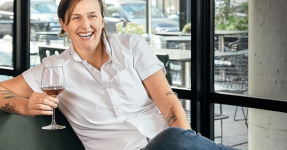 The Ace Hotel's Caitlin Laman Loves Sherry and Her Unicycle