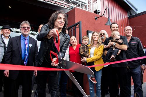 Rock & Brews Tustin Celebrates Grand Opening with Paul Stanley