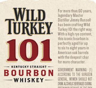 Wild Turkey Takes a Broad Swipe at Traditional Age Statements