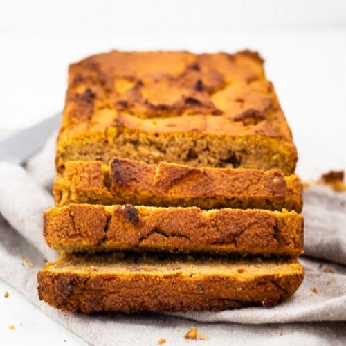 Easy Keto Pumpkin Bread