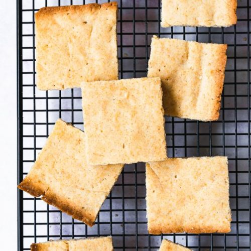Vegan Sugar Cookie Bars