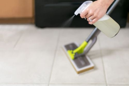 Vinegar Is the Only Floor Cleaner You Need
