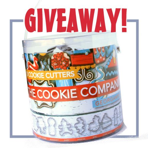 Flash Post: The Cookie Companion Cutter Set