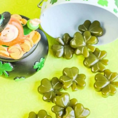 Healthy Shamrock Gummies