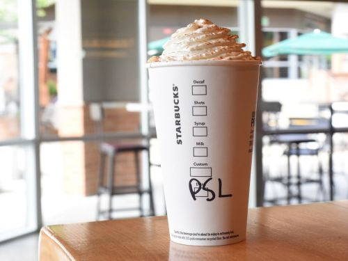 The Pumpkin Spice Latte May Make Its Triumphant Return to Starbucks This Month