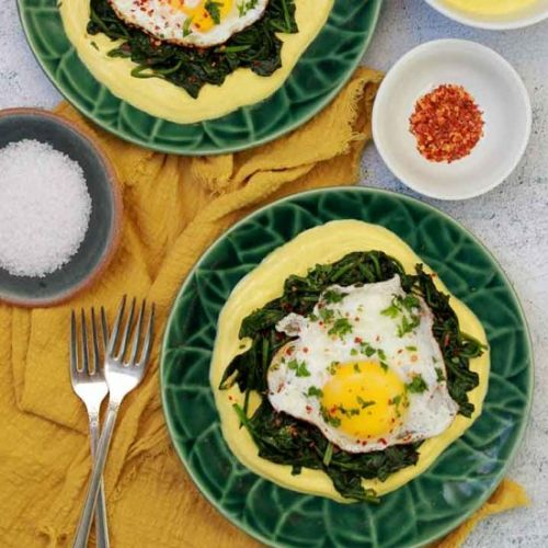 Low Carb Indian Spiced Eggs