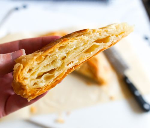 How to Make Rough Puff Pastry.and what to do with it!