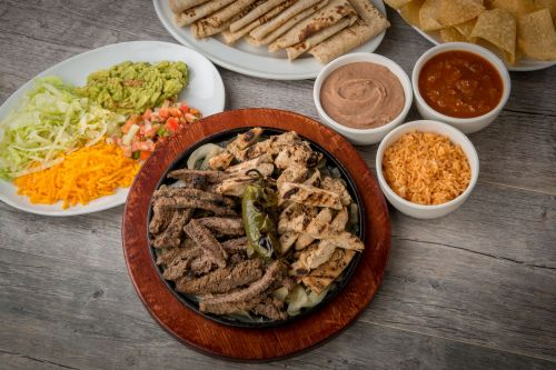 Enjoy Sizzlin' Specials on National Fajita Day