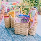 OK, but How Cute Are These 1-Person Picnic Baskets From Target?
