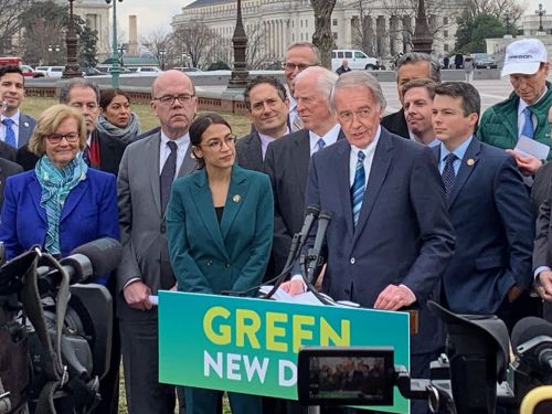 The Green New Deal Wants to Use American Farmers to Save the World