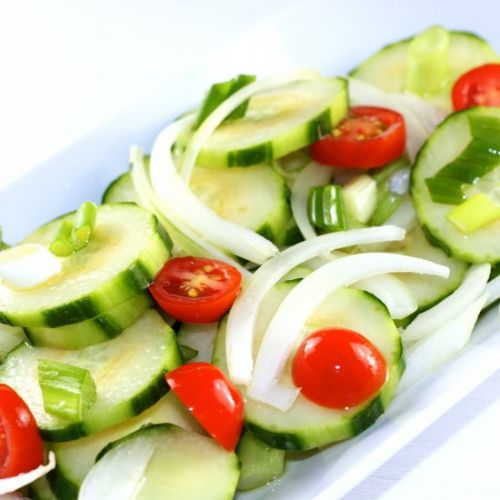 Refreshing Thai Cucumber Salad