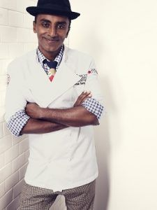 Meet Macy's Culinary Council Chef Marcus Samuelsson!