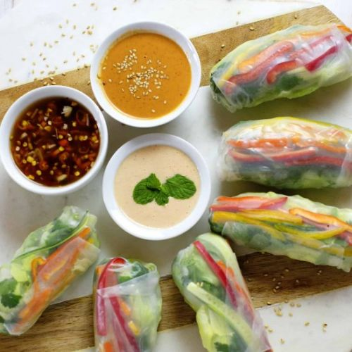 Spring Roll Sauces