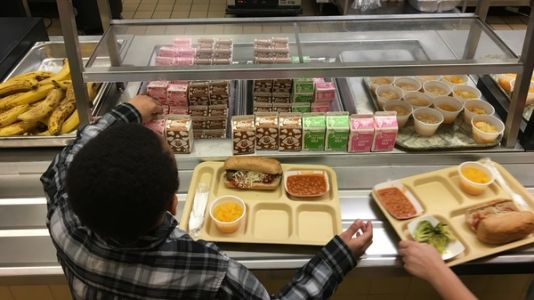More Salt, Fewer Whole Grains: USDA Eases School Lunch Nutrition Rules