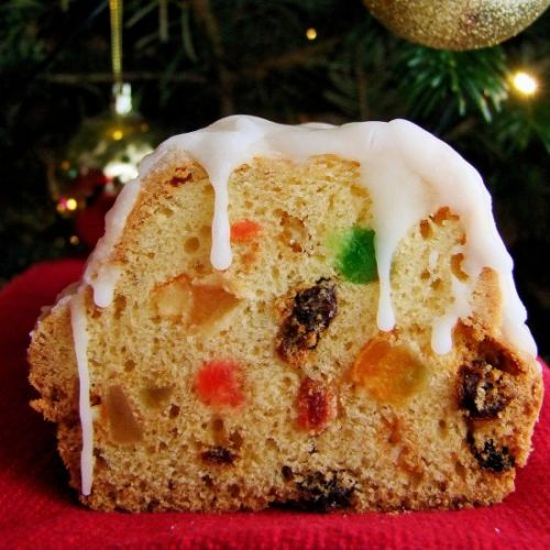 Polish fruitcake