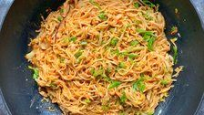 This Christmas, Eat The Jewish Way With Homemade Chinese Takeout Noodles