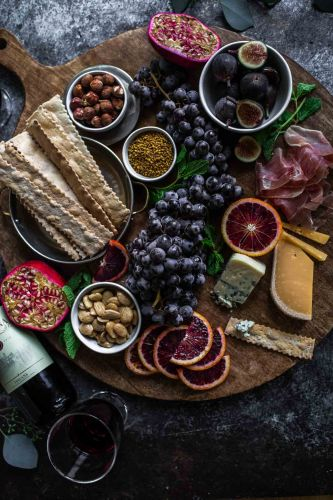 Wine and Cheese Board Ideas for Fall