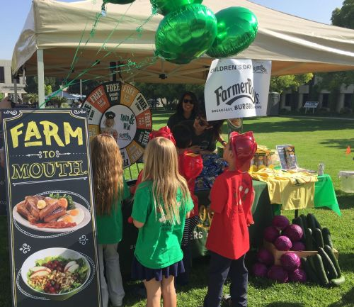 Farmer Boys Will Sponsor 33rd Annual Children's Day at Loma Linda University Children's Hospital