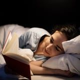 I Swapped Screens For Books at Bedtime, and I'm So Much Happier